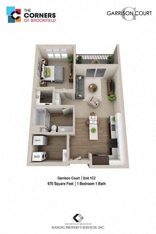 1C2 Floor Plan 10