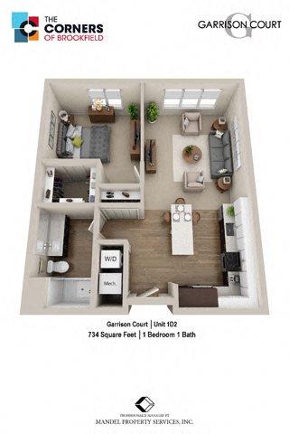 1D2 Floor Plan 28