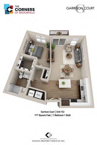 1E2 Floor Plan 12