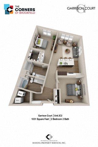 2C2 Floor Plan 18