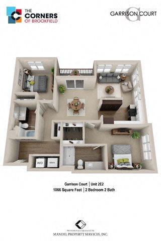 2E2 Floor Plan 21