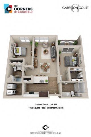 2F2 Floor Plan 22