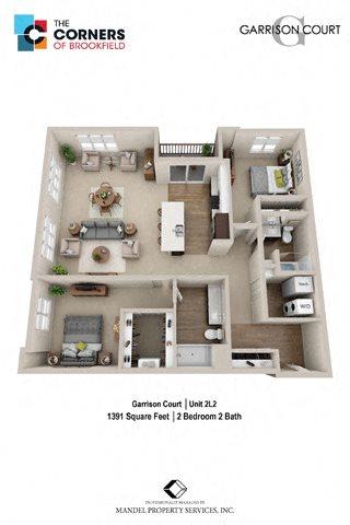 2L2 Floor Plan 27