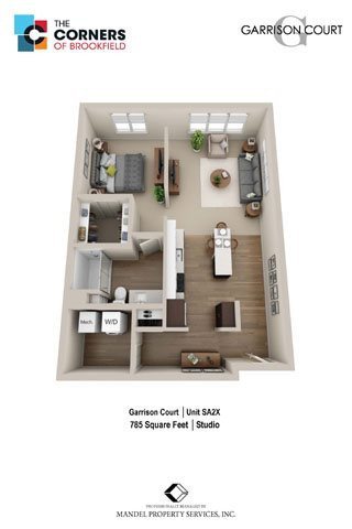 SA2X Floor Plan 30