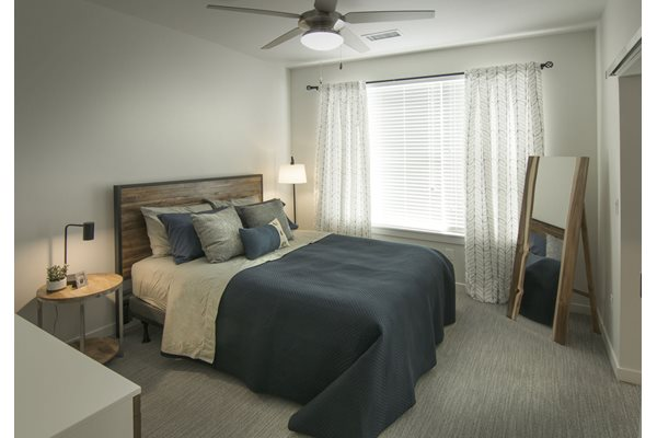 Spacious Bedrooms at Cycle Apartments, Colorado, 80525