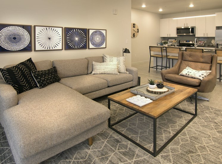 Well Designed Floor Plans with Large Windows at Cycle Apartments, Colorado, 80525