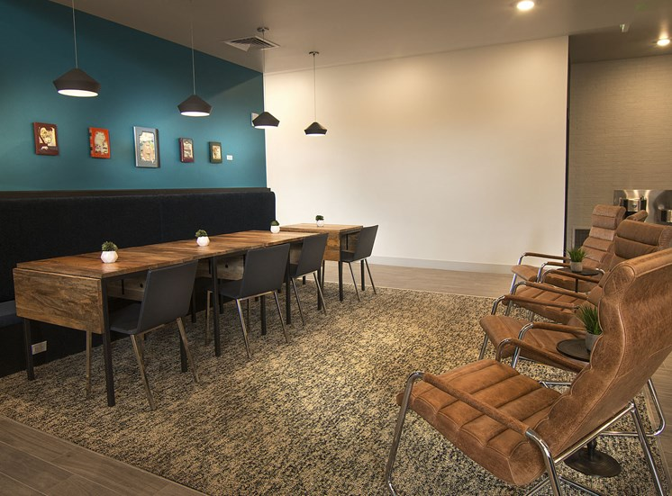 Coffee Cafe with WiFi at Cycle Apartments, Ft. Collins, 80525
