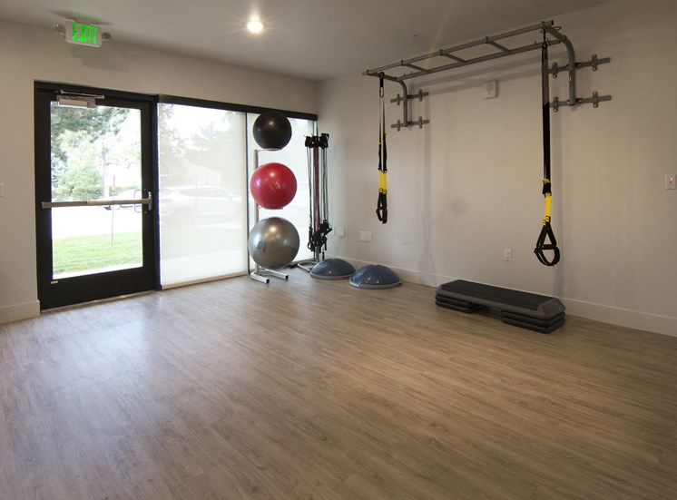24/7 Movement Studio with Fitness on Demand at Cycle Apartments Ft. Collins, CO 80525