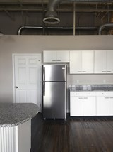 Stainless-Steel Appliances in Fix Play Lofts in Birmingham, AL 35203
