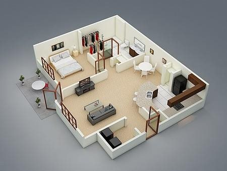 The Camilla Floor Plan 2