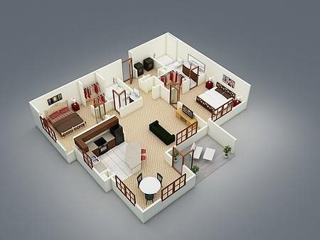 The Magnolia Floor Plan 5