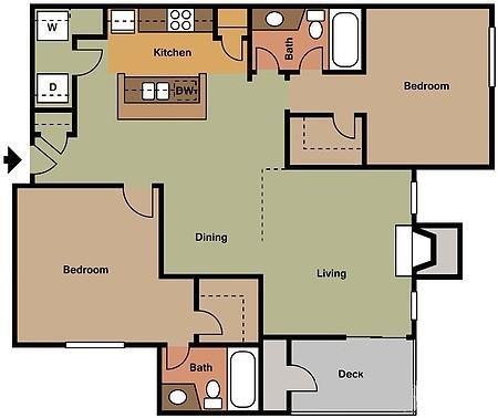 The Windsor Floor Plan 3