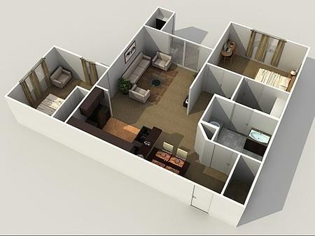 The Haven Floor Plan 2