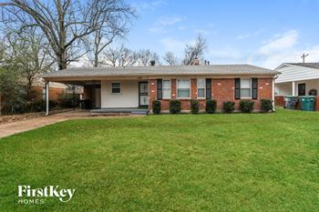 1743 Capri Rd Memphis, TN 38117 3 Beds House for Rent Photo Gallery 1