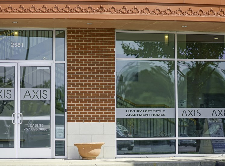 Axis Apartments in Peninsula Town Center Hampton VA