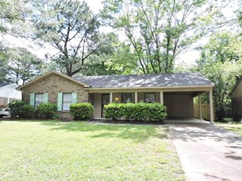 3860 Castleman St Memphis, TN 38118 4 Beds House for Rent Photo Gallery 1
