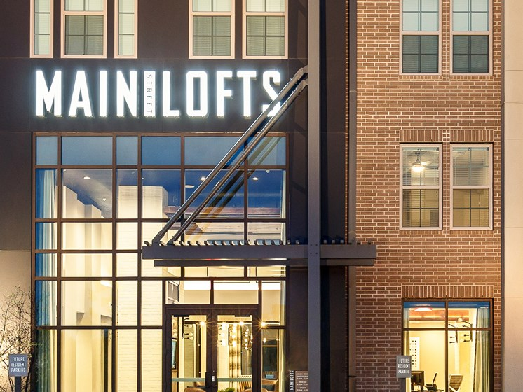 Located At Prime Location at Main Street Lofts, Texas, 76063