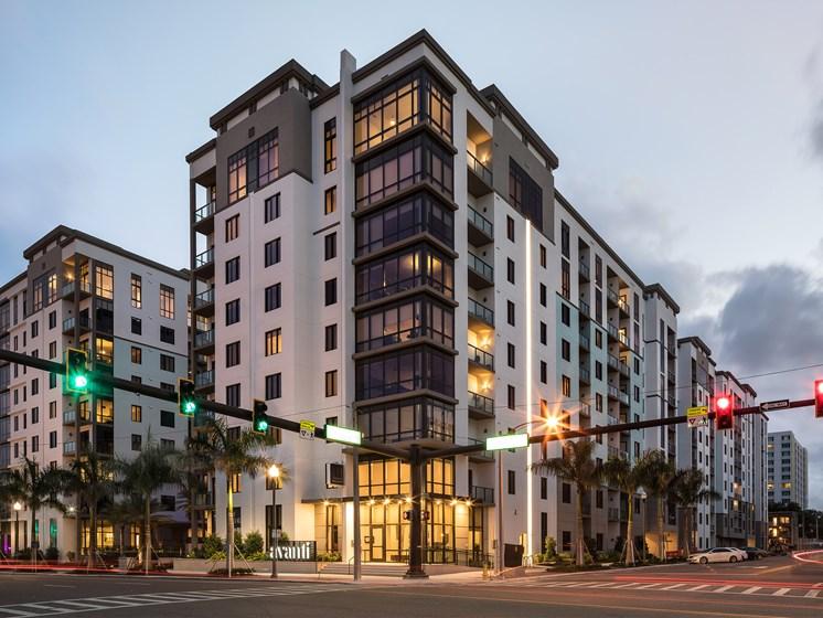 Property Exterior at Avanti, St. Petersburg, FL, 33701