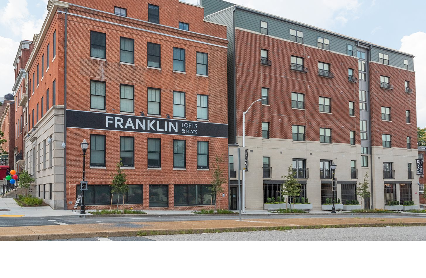 Franklin Lofts Amp Flats Affordable Apartments In