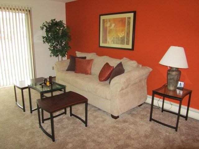 living room 1 bedroom