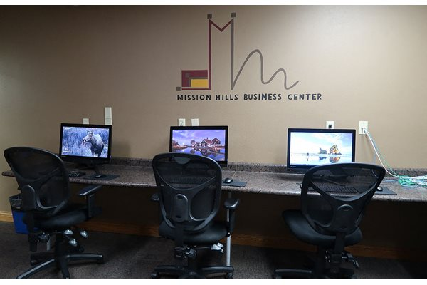 New Business Center at Mission Hills Apartments, Franklin, WI