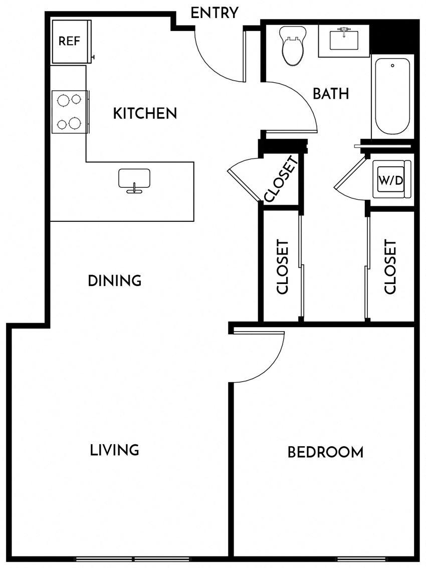 Floorplan A9