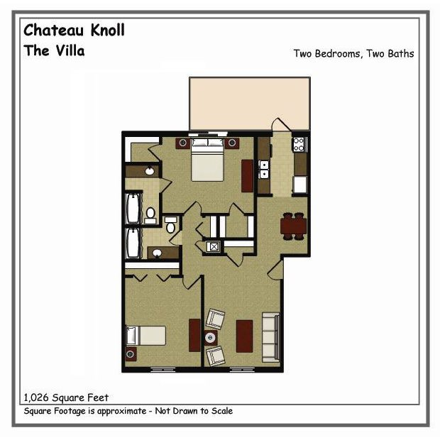 Villa Floor Plan 4