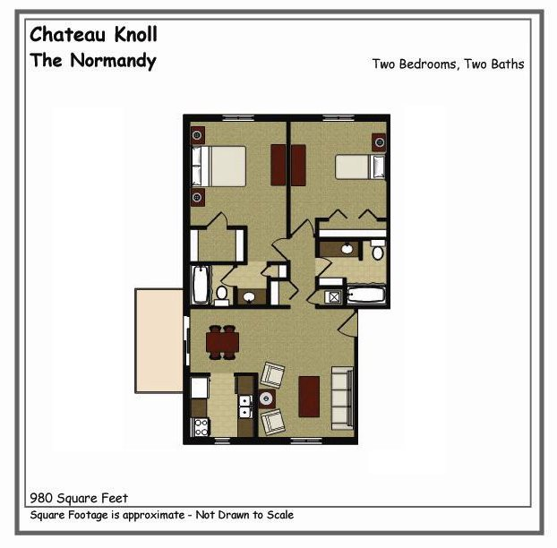 Normandy Floor Plan 6