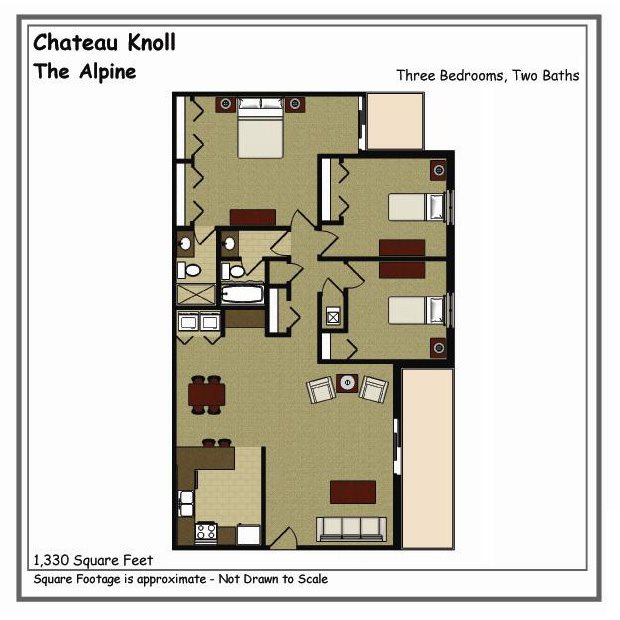 Alpine Floor Plan 8
