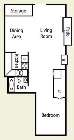 Bedroom Apartments In Joliet Il
