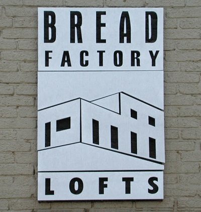 Map And Directions To Bread Factory Lofts In Chattanooga Tn