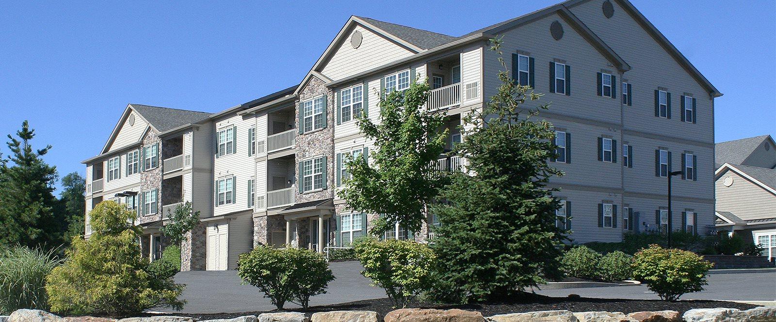 Cedar Park Community Apartments In Williams Township Pa