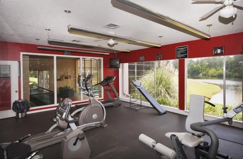 Cypress Pointe Apartment Homes Tallahassee, FL Fitness center