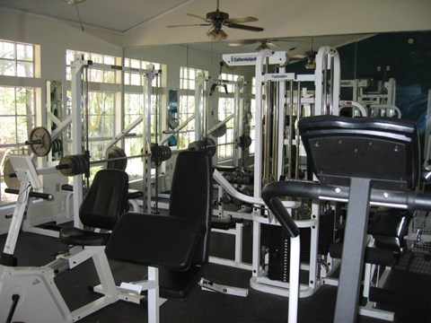 Plantations at Killearn Apartment Tallahassee, FL 32309 24-hour fitness center