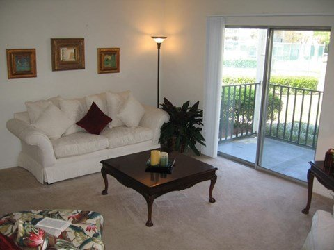 Augustine Club Apartment Homes Tallahassee FL 32301 comfy living room