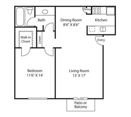 apex floor plan | Avesta Altura Apartments in Riverside Austin, Tx