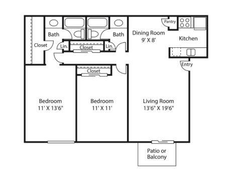 summit floor plan | Avesta Altura Apartments in Riverside Austin, Tx