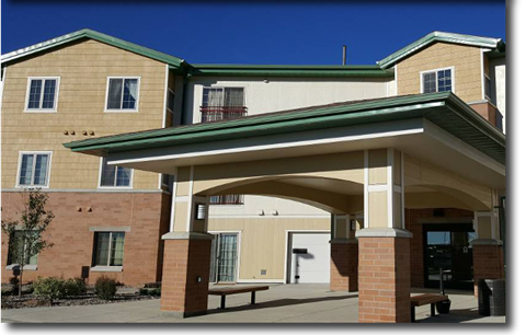 Map and Directions to Voyageur Apartments in Great Falls, MT