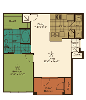 A3 luxury pearland apartments