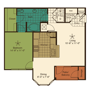 A5 luxury pearland apartments