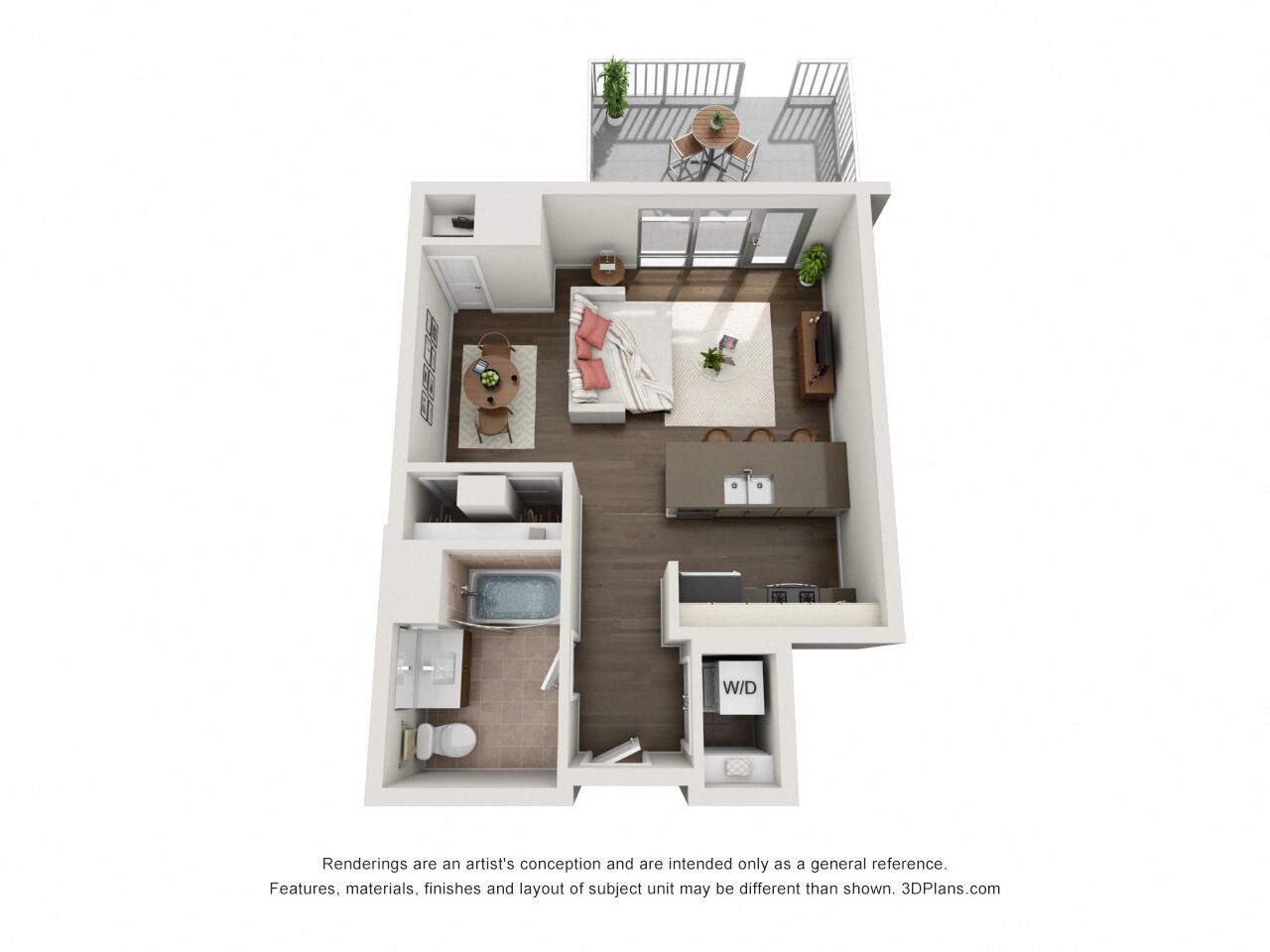 Studio, 1 & 2 Bedroom Apartments in Chicago, IL | The