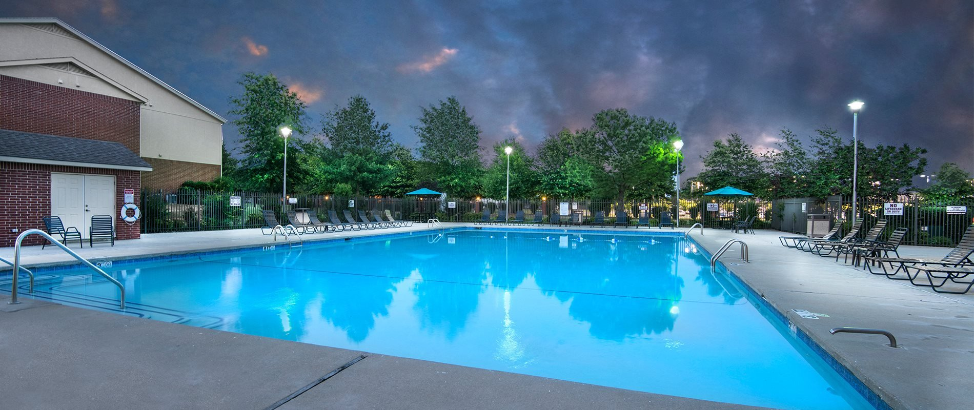 The links at bentonville apartments in bentonville ar for Bentonville pool