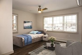 1309 N Pennsylvania  Studio Apartment for Rent Photo Gallery 1