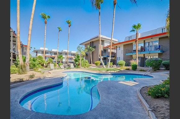 Townhome Villas Apartments 1000 Amp 1100 Dumont Blvd Las