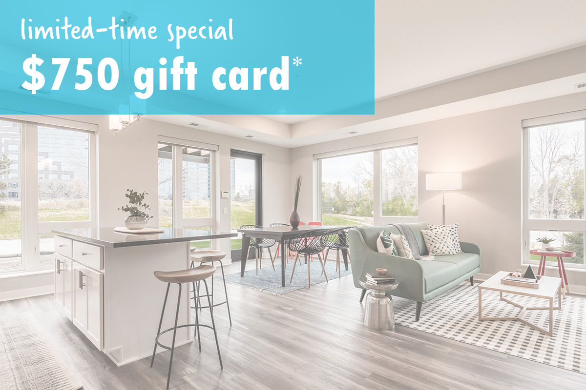 750 gift card special