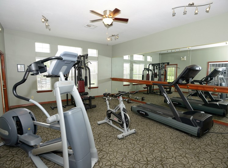 windridge townhomes gym
