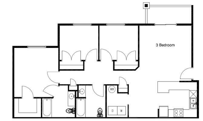Ponderosa Floor Plan 2