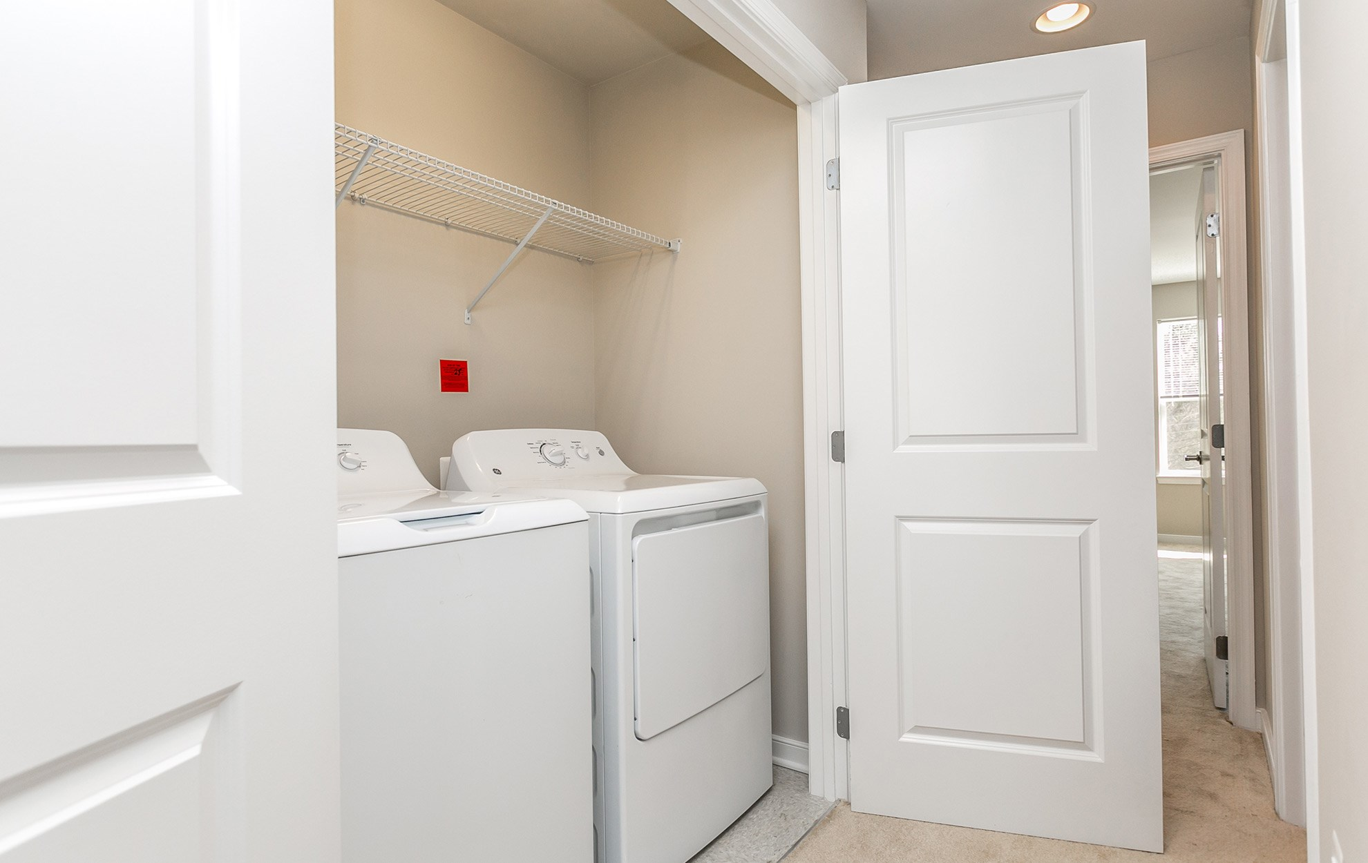 In-Home Washer and Dryer at Townes at Pine Orchard, Ellicott City, MD