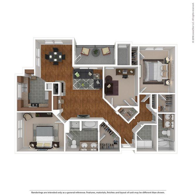 C1 - The Theseus Floor Plan 8