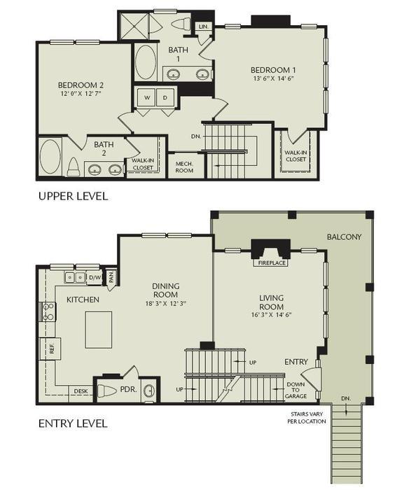 B5 - The Terpsichore Floor Plan 7